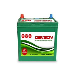 Dekson Car Battery